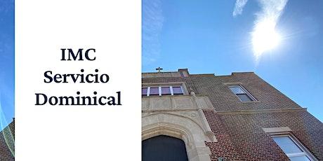 Iglesia Misión Cristiana Servicio Dominical Abril 25, 2021 boletos