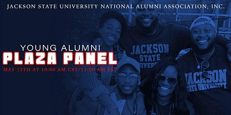 JSUNAA Young Alumni Plaza Panel tickets