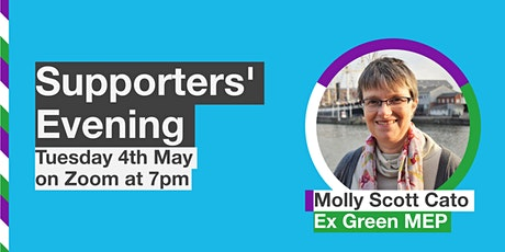 Supporters' Evening w/ Molly Scott Cato tickets