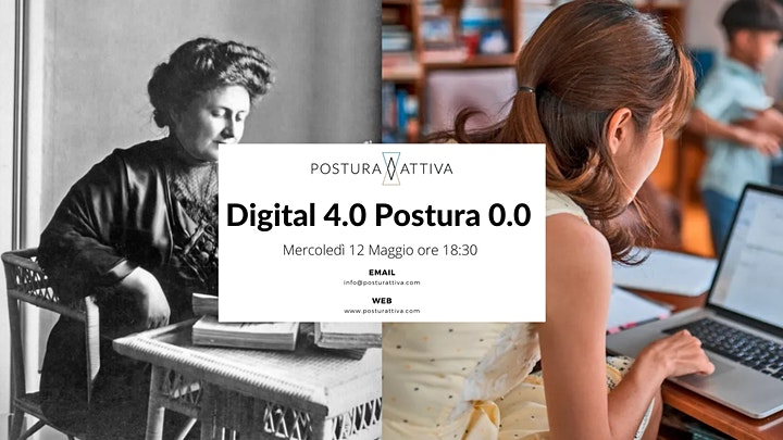 Immagine Digital 4.0 Postura 0.0