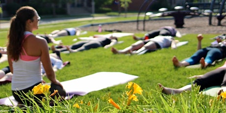 Yoga in the Park + Live Stream tickets