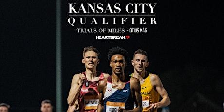 Kansas City Qualifier tickets