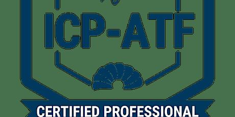 Agile Team Facilitator . Zertifikat ICP-ATF von ICAgile . remote . deutsch tickets