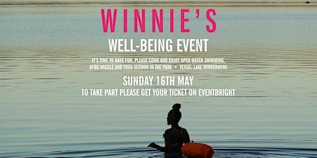 Winnie's Well-Being Event tickets