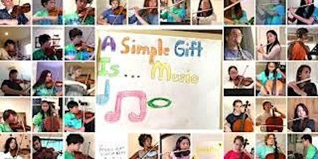 BridgeMusiKids - What Makes Music American? tickets