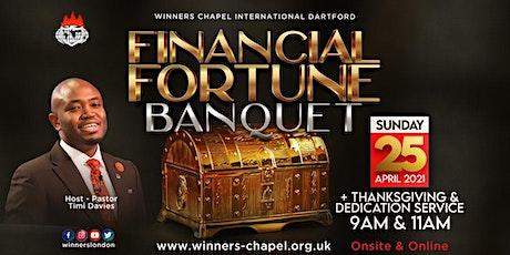 1st Service @Winners Chapel International Dartford tickets