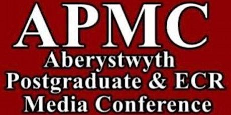 Aberystwyth Postgraduate & ECR Media History Conference 2021 tickets