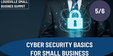 Cyber Security Basics For Small Business tickets