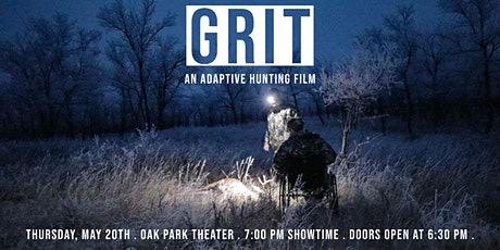 """GRIT"" - An Adaptive Hunting Film tickets"