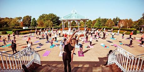 Liverpool Yoga Festival tickets