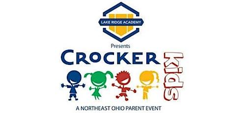 Crocker Kids - Splash Pad Party tickets
