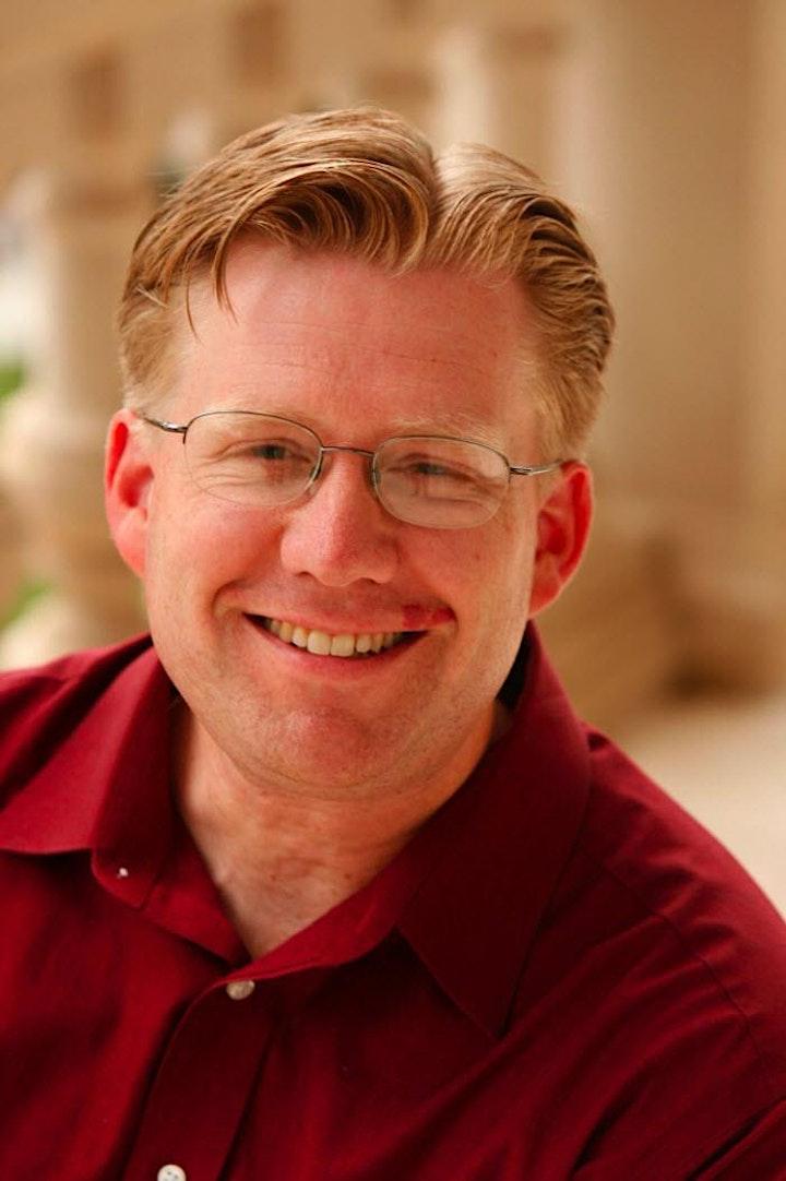 A TiLT Webinar with Dr Wes Fryer image