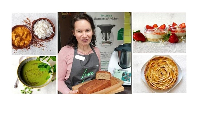 Thermomix FREE Online Cooking Experience UK - Demostración virtual image
