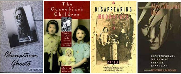Chinatown Pioneers:  Readings, Reflections & Sharing image