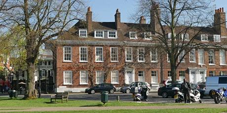 Walk: Celebrating Richmond Palace and The Green tickets