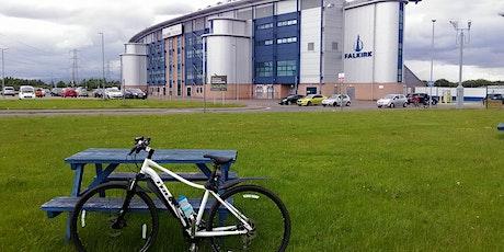 Belles on Bikes Falkirk beginners group ride - max 6 riders tickets