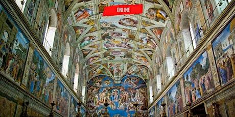 Cappella Sistina il tour virtuale online biglietti