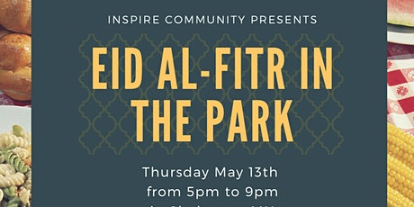 Eid Al Fitr In the Park tickets