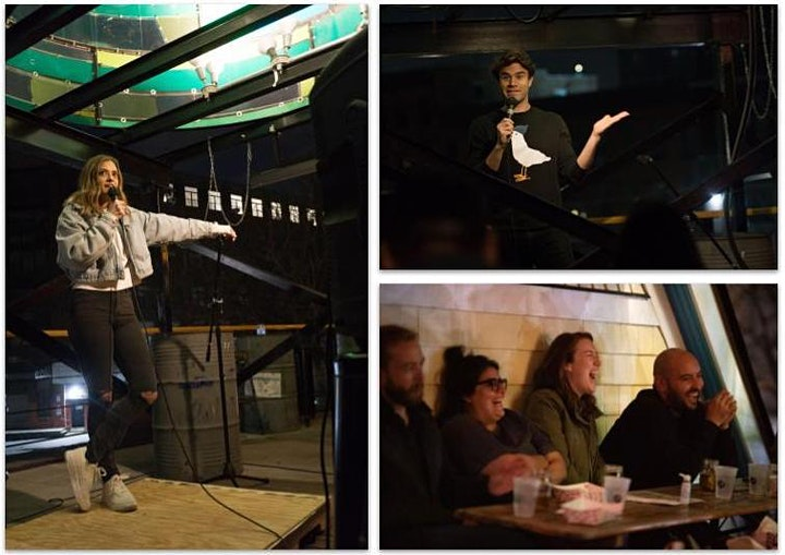 Fowl Mouth Comedy:  Brooklyn Stand Up Show in Greenpoint [THURSDAY NIGHTS!] image