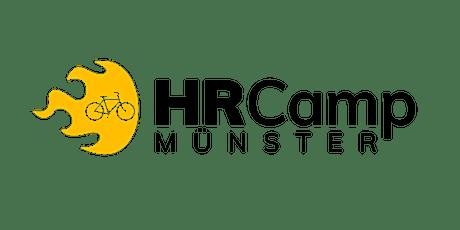 HRCamp Münster - in 2021 treffen wir uns online  Tickets