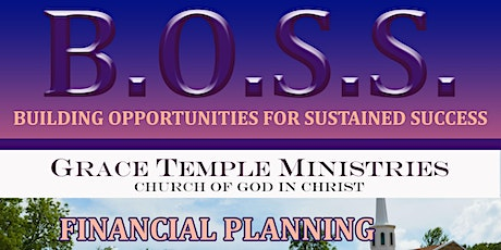 "B.O.S.S. ""Building Opportunities for Sustained Success"" tickets"