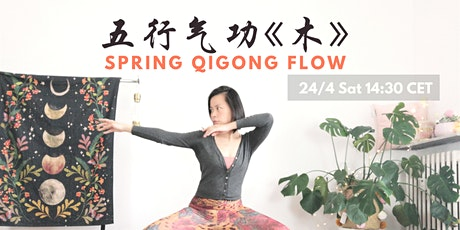Spring Qigong Flow to Refresh & Renew tickets