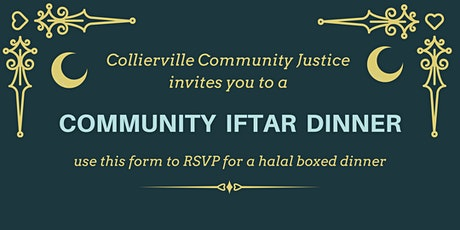 Collierville Community Iftar tickets