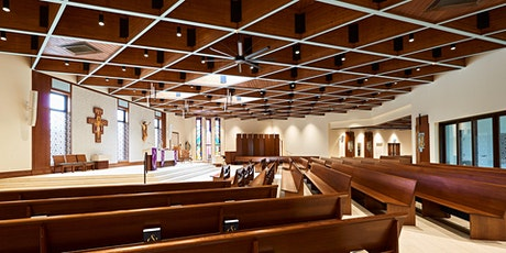 St. Martin De Porres - First Communion and Confirmation Ceremonies  Reopen tickets