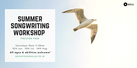 Summer Songwriting Workshops tickets