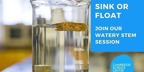 Home Educators STEM Sessions - Sink or Float tickets