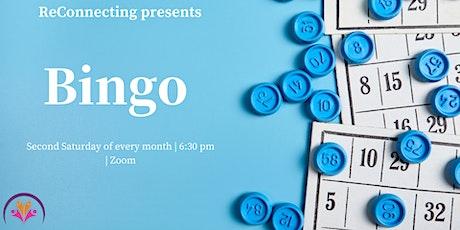 Monthly Bingo billets