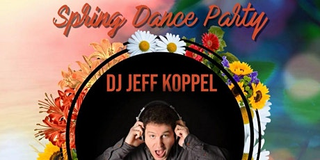Spring Party With DJ Music! Free Parking! tickets