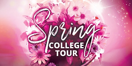 Spring 2021 Virtual College Tour tickets