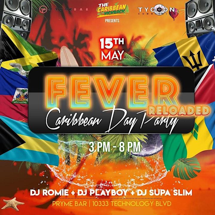F E V E R Reloaded: Caribbean Day Party image