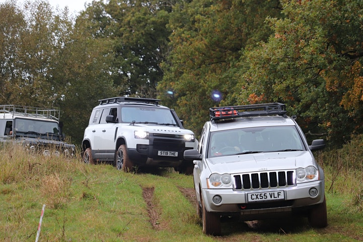 4x4 Days - Own Vehicle - Off Road experience image