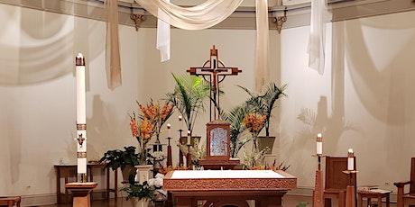 St Mary Saturday Evening Mass 5:00 PM 24-Apr-2021 tickets