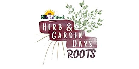 2021 Annual Herb & Garden Days tickets