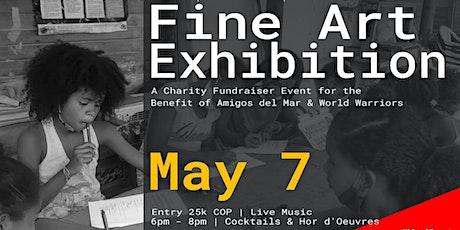 Passport to Leadership Art Exhibition and Fundraiser Cocktail entradas