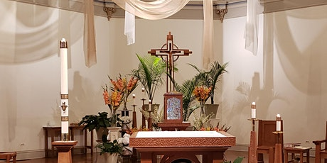 St Mary 4th Sunday of Easter Mass 8:00 AM 25-Apr-2021 tickets