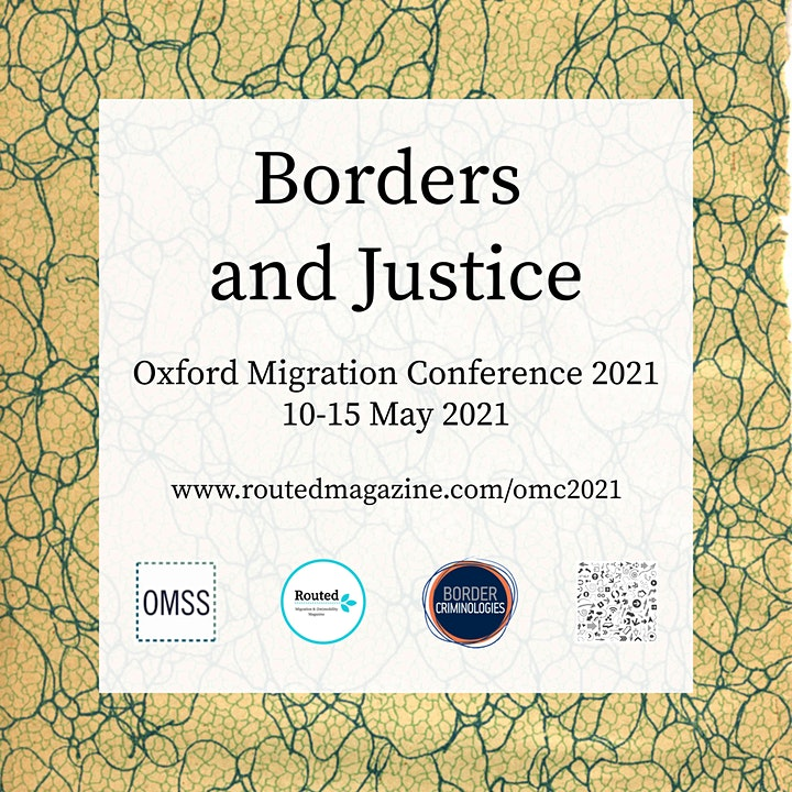 Oxford Migration Conference 2021 - Borders & Justice image