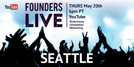 Founders Live Seattle Virtual Experience (May) tickets