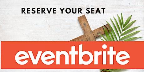 Communion Service Saturday: 5:45pm tickets