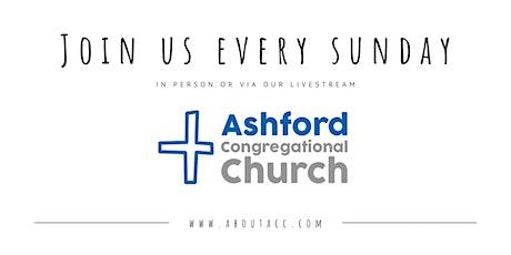Sunday Morning Service (30th May) tickets