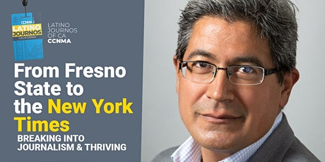 From Fresno State to the New York Times—breaking into journalism and thrivi tickets