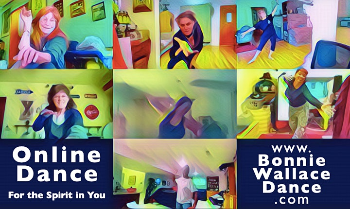 Ignite your Life with Dance - Online Beginning image