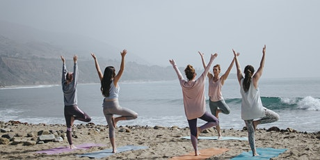 Beach yoga scheveningen tickets