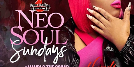 NEO SOUL SUNDAYS [Morher's Day Edition]  feat #MANDI & The Squad tickets