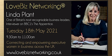 Executive #LoveBiz Networking® Event with Linda Plant tickets