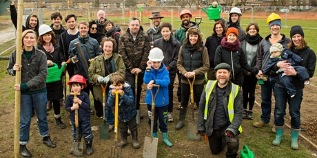 Become an Orchard Leader - with The Merseybank Green  Group - Planting Day tickets