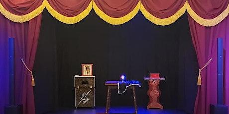 The Magic Attic Theater presents Magician Michael Platten tickets